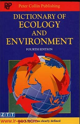 DICTIONARY OF ECOLOGY AND ENVIRONMNT