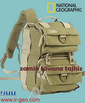 National Geographic NG-5158 Earth Explorer Small  Backpack
