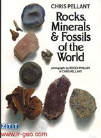 Rocks, Minerals & Fossils of the world Atlas of the world