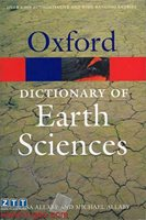 DICTIONARY PF EARTH SCIENCE