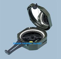 کمپاس برانتون Brunton Pocket Transit COMPASS