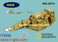 National Geographic Earth Explorer NG4474 Small Waist Pack