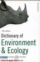 Dictionary of Environment & Ecology