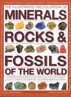 THE ILLUSRATED ENCYCLOPEDIA OF MINERALS,ROCKS,FOSSILS OF THE WORLD