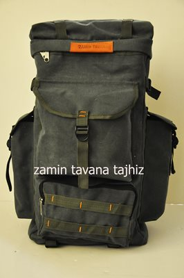 BACKPACKکوله پشتی برزنتی